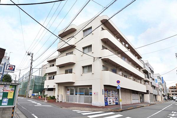 ライオンズマンション東大井