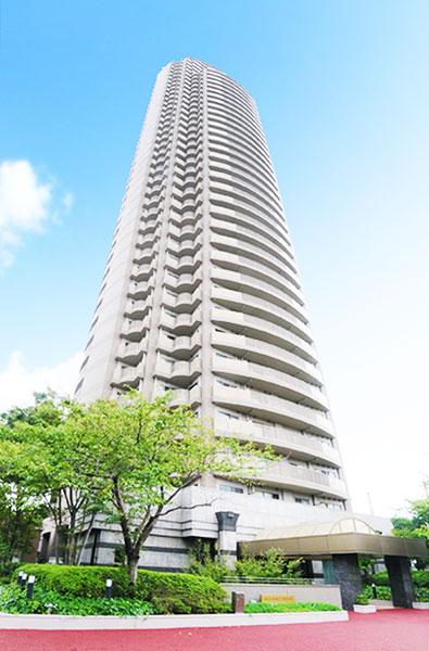 ザ・ガーデンタワーズ サンライズタワー
