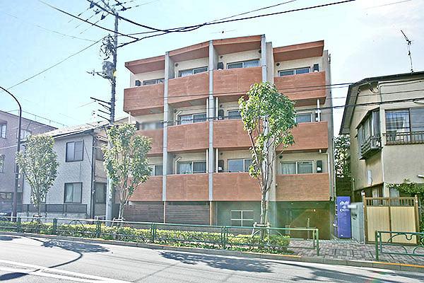 パレ・ホームズ阿佐ヶ谷