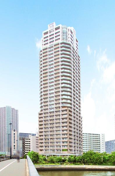 キャナルワーフタワーズ EAST TOWER