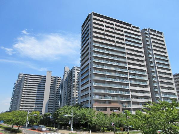 東京フロンティアシティアーバンフォートウエストブロック