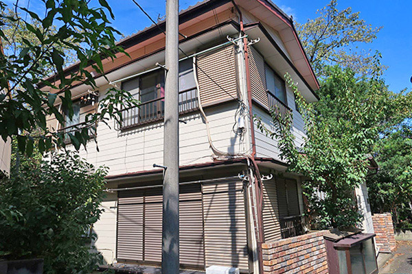 世田谷区桜上水3丁目のアパート一棟