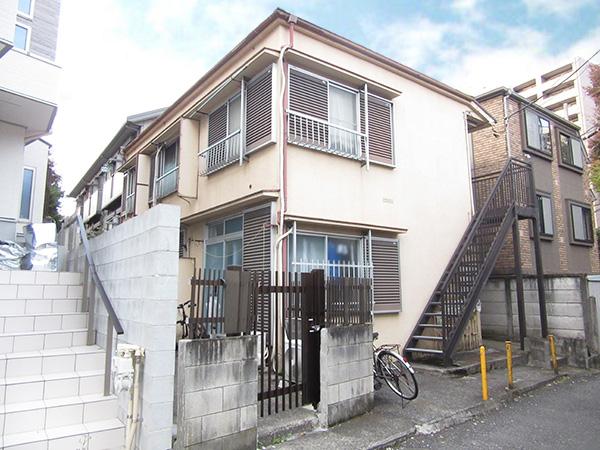 新宿区西早稲田3丁目のアパート一棟