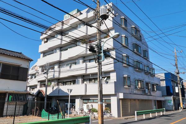 グリーンキャピタル竹の塚