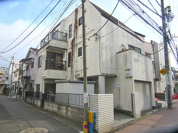 板橋区赤塚2丁目のアパート一棟