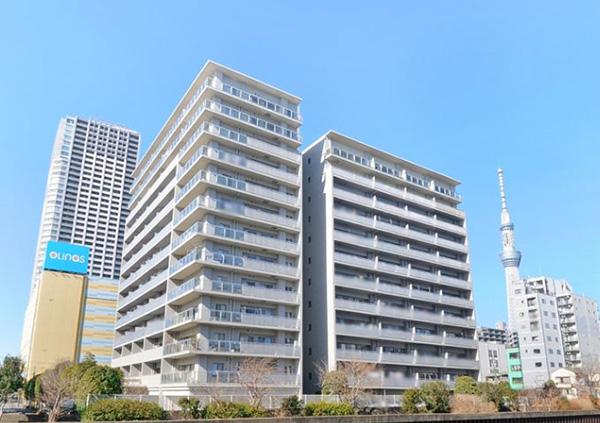 錦糸公園パーク・ホームズシティフォート