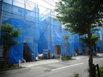 板橋区高島平3丁目新築戸建6号棟
