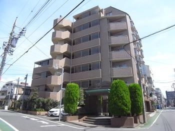 コニファーコート武蔵関壱番館サウスステージ