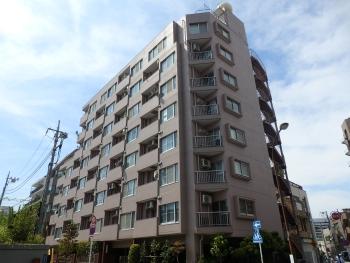 マンション西五反田