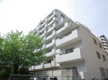 中銀新川マンシオン