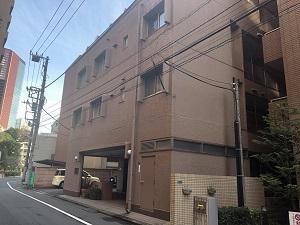 マンション三田