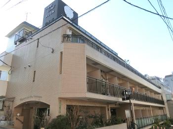 ペガサスマンション浄心寺坂