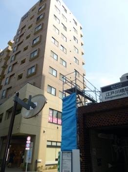 ユニーブル江戸川橋