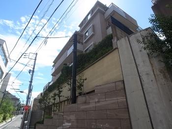 クレッセント戸山夏目坂