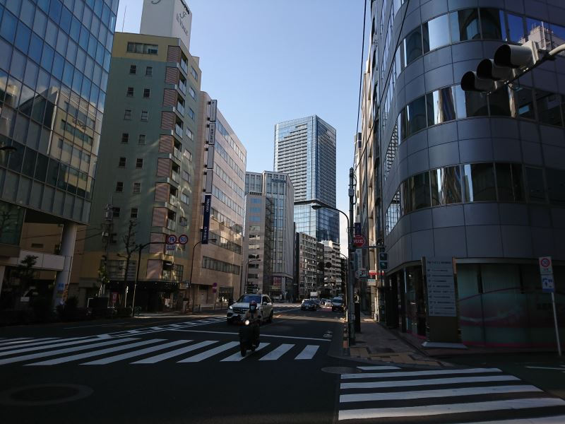 東京千代田區內幸町一丁目大規模都市更新計畫公布