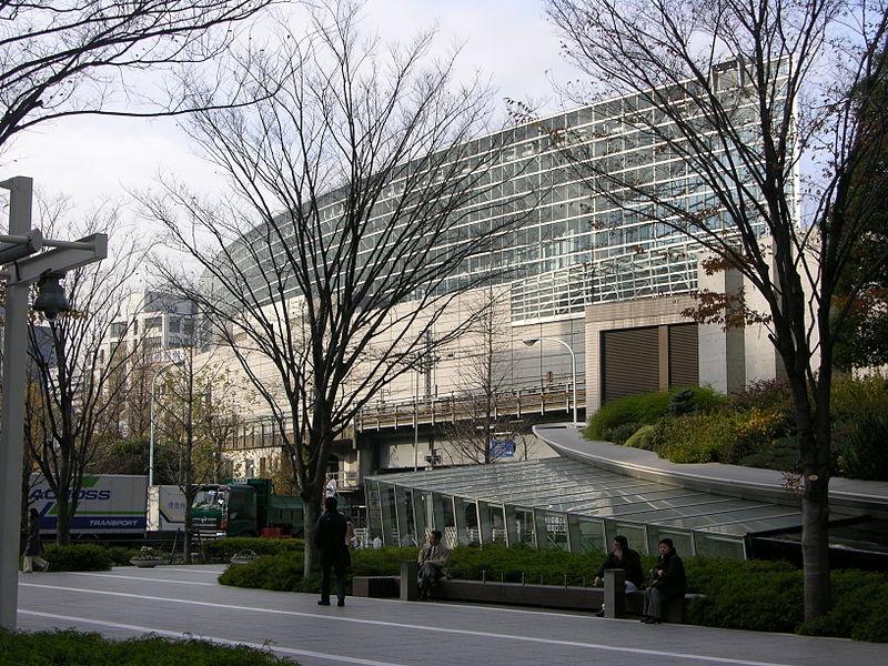 東京國際論壇大樓(東京国際フォーラム)