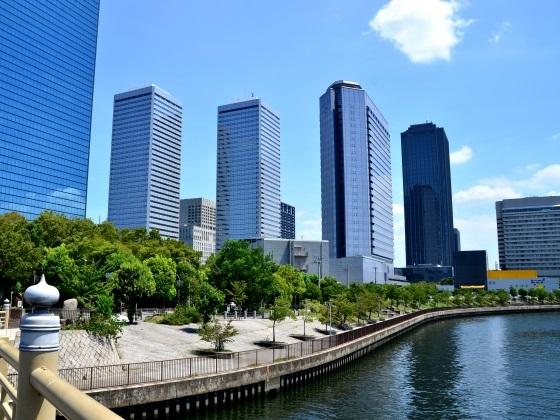 大阪圈是從高度集中的東京脫手的最好選擇