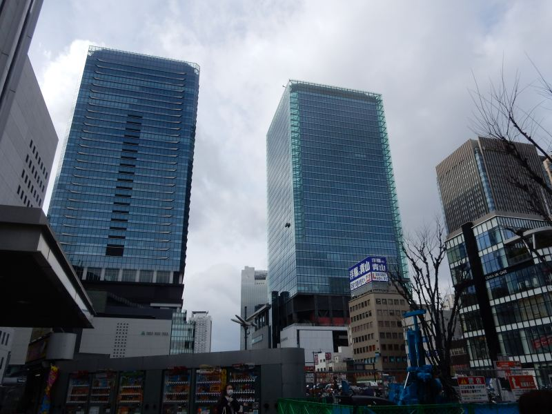 GranFront大阪完工