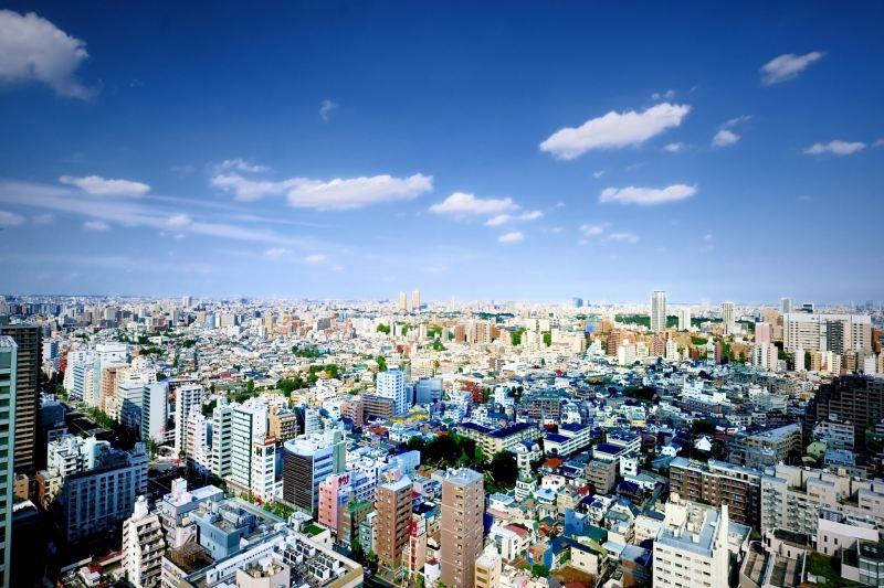 東京灣岸地區持續大量供應高層公寓大廈建案