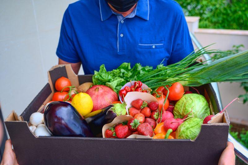 日本已有公寓大廈開始提供生鮮食品宅配箱服務