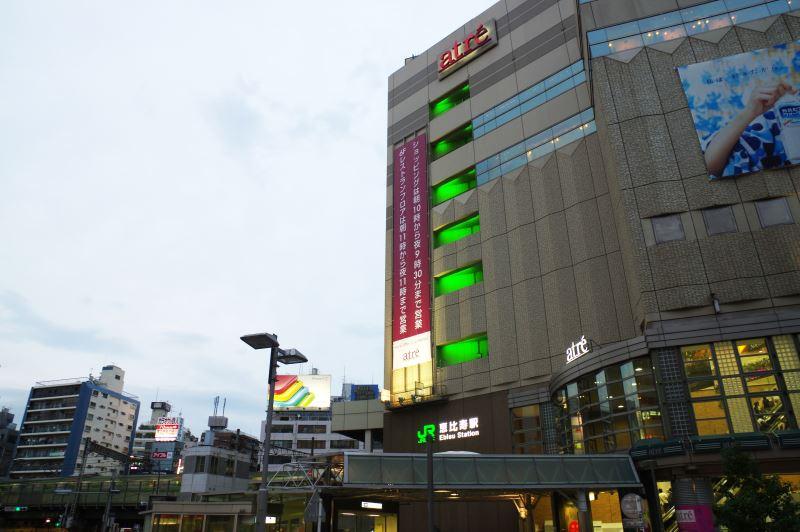 「惠比壽」連續6年蟬聯最想居住街區No.1