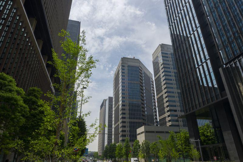 丸之內、澀谷等地的商辦租金躍升全球頂尖